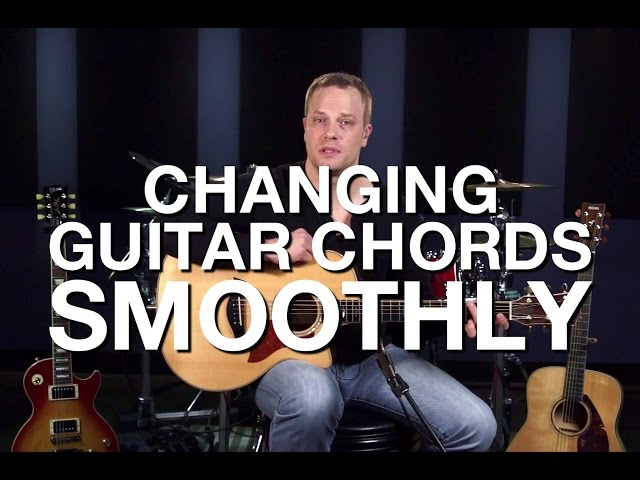 How To Change Guitar Chords 11 Steps With Pictures Wikihow
