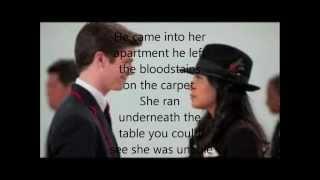 Glee Smooth Criminal lyrics