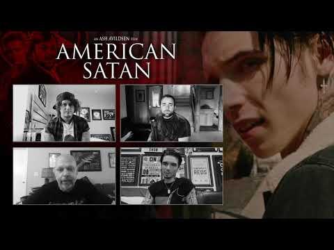 AMERICAN SATAN Interview - Ash Avildsen, Andy Biersack, Ben Bruce & Matt Pinfield