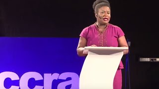 How to find your voice as a woman in Africa | Yawa Hansen-Quao | TEDxAccra