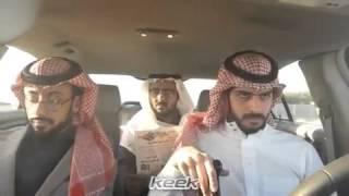 السعودي عند نقطة التفتيش ! ☺