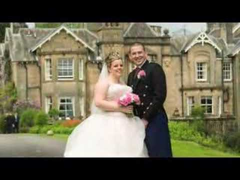 AUCHEN CASTLE - a great wedding venue