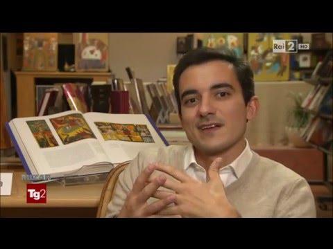 Pietro vaghi intervista a tg2 mizar youtube for Mizar youtube
