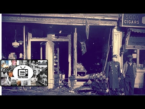 Riots And Strikes In The United States: Rare Silent Footage (1920 - 1935)