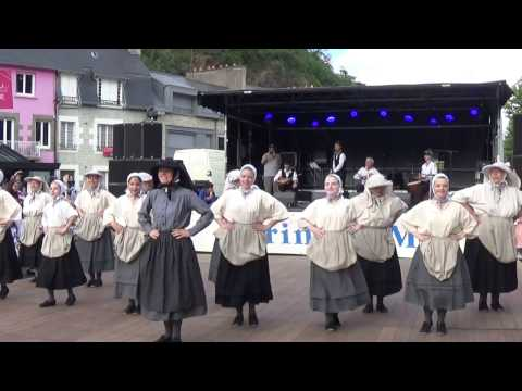 Cercle celtique le Roselier - Fête Maritime de Plérin 2016