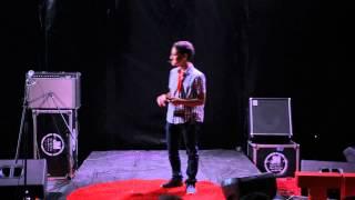 A Story of a Self-Taught Programmer | Omar Hisham | TEDxGUC