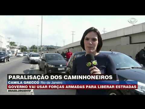 Postos Ficam Sem Combustível Pelo Brasil