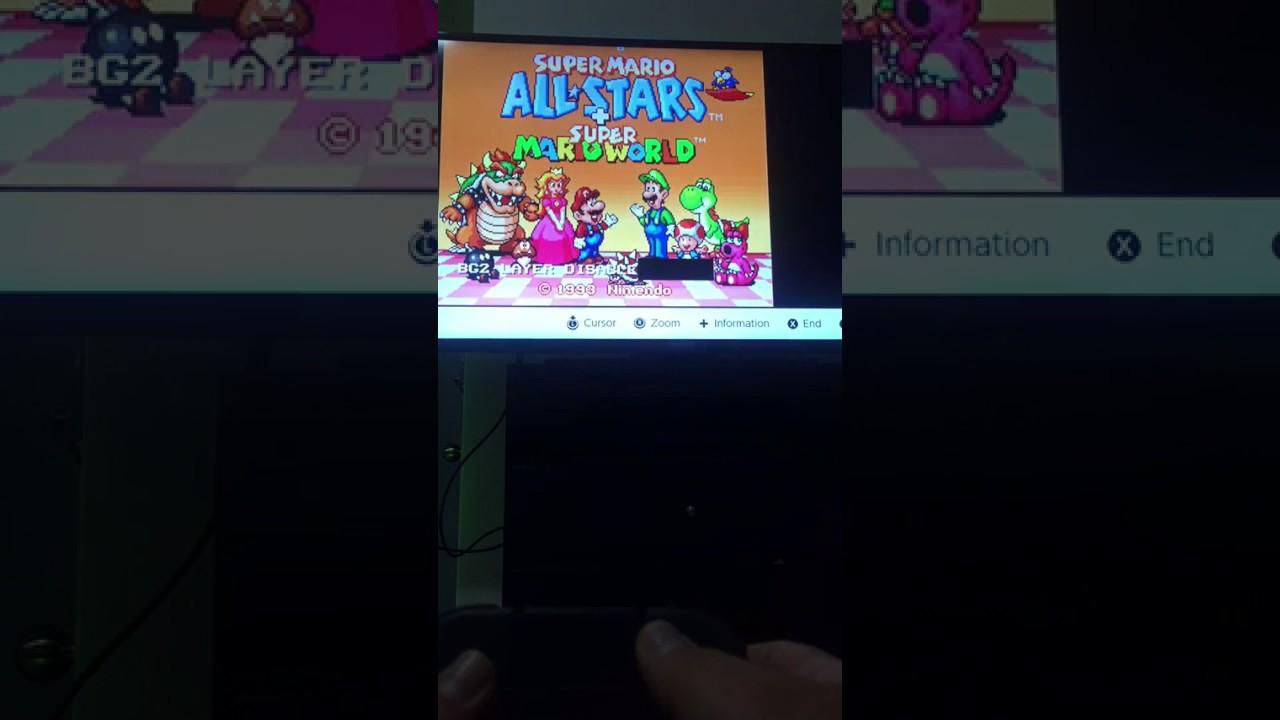 nintendo switch snes emulator download