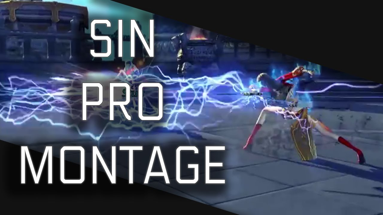 b s pro sin pvp montage assassin blade and soul youtube