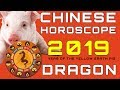 Chinese Horoscope 2019 Dragon