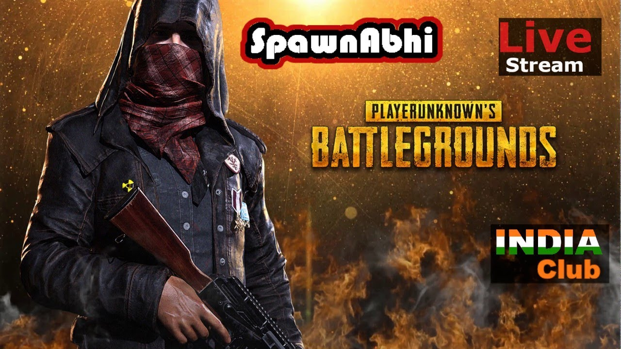 Pubg Mobile India Live Playerunknown S Battlegrounds Youtube