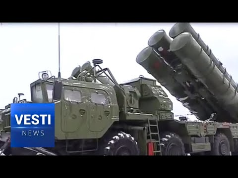 Everyone Wants Russia's Missiles! S-400 Orders From at Least 13 States in the M. East Now Expected