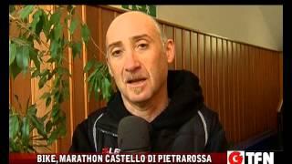 Bike, marathon castello di Pietrarossa