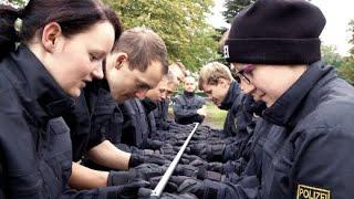 Nachwuchs in Uniform: Police Academy in Sachsen