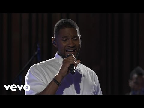 Usher - Crash in the Live Lounge