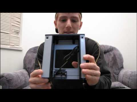 Antec Easy SATA Hot Swap Hard Drive Bay Unboxing & First Look Linus Tech Tips