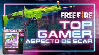 🎮 ¡NUEVAS SKINS DE ARMAS GAMER TOP DE FREE FIRE! 🎮