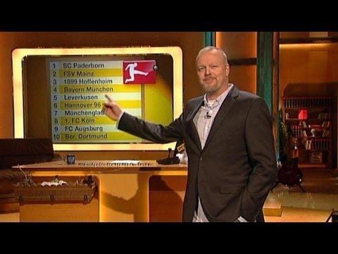 Paderborn ist Tabellenführer - TV total