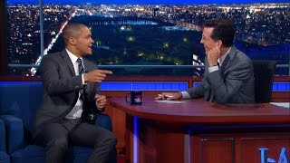 Trevor Noah Impersonates The Entire GOP Debate