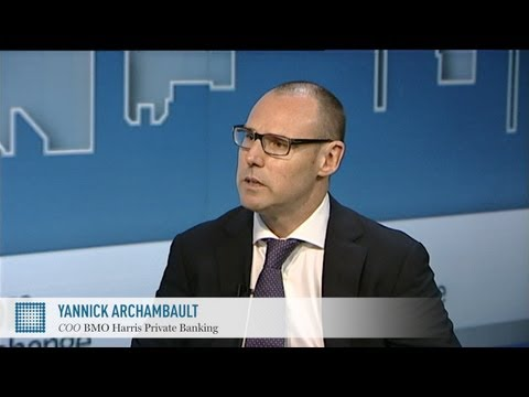Yannick Archambault on client education | BMO Harris Private Banking | World Finance Videos