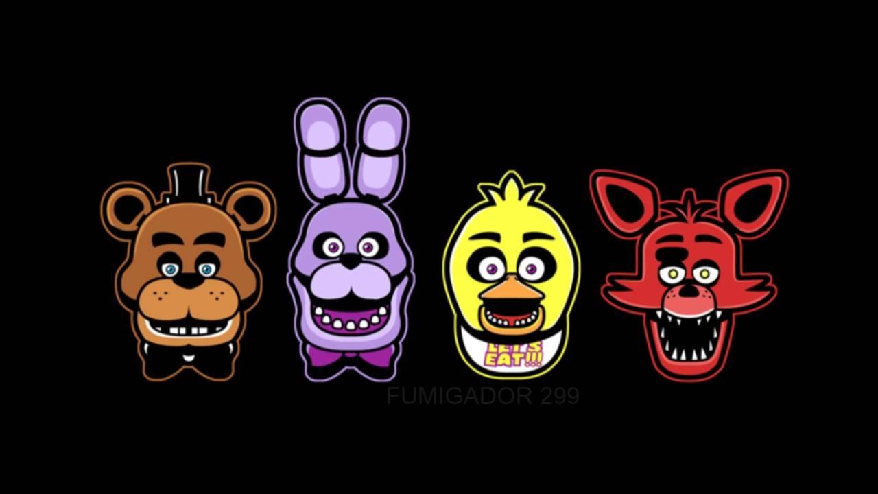Freddy Foxy Svg Nights Five