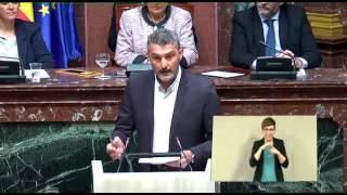 Discurso Óscar Urralburu en #InvestiduraLópezMiras