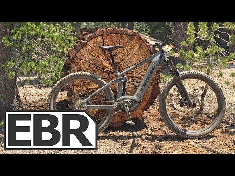 Trek Powerfly 7 LT Video Review - $5.5k Advanced All-Mountain Electric Bike