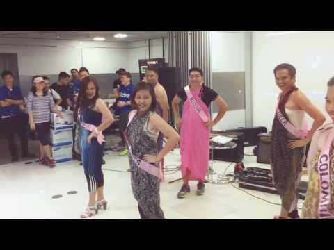 Beauty Queens of Globe Telecom Inc., NOC