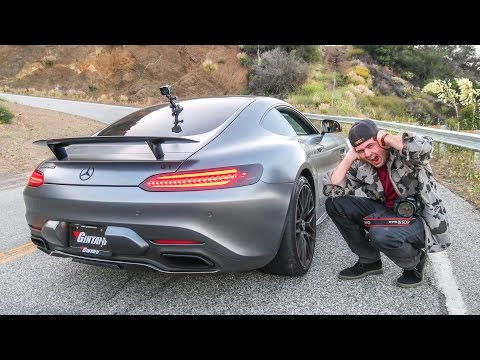 TRADED for the LOUDEST MERCEDES IN THE WORLD