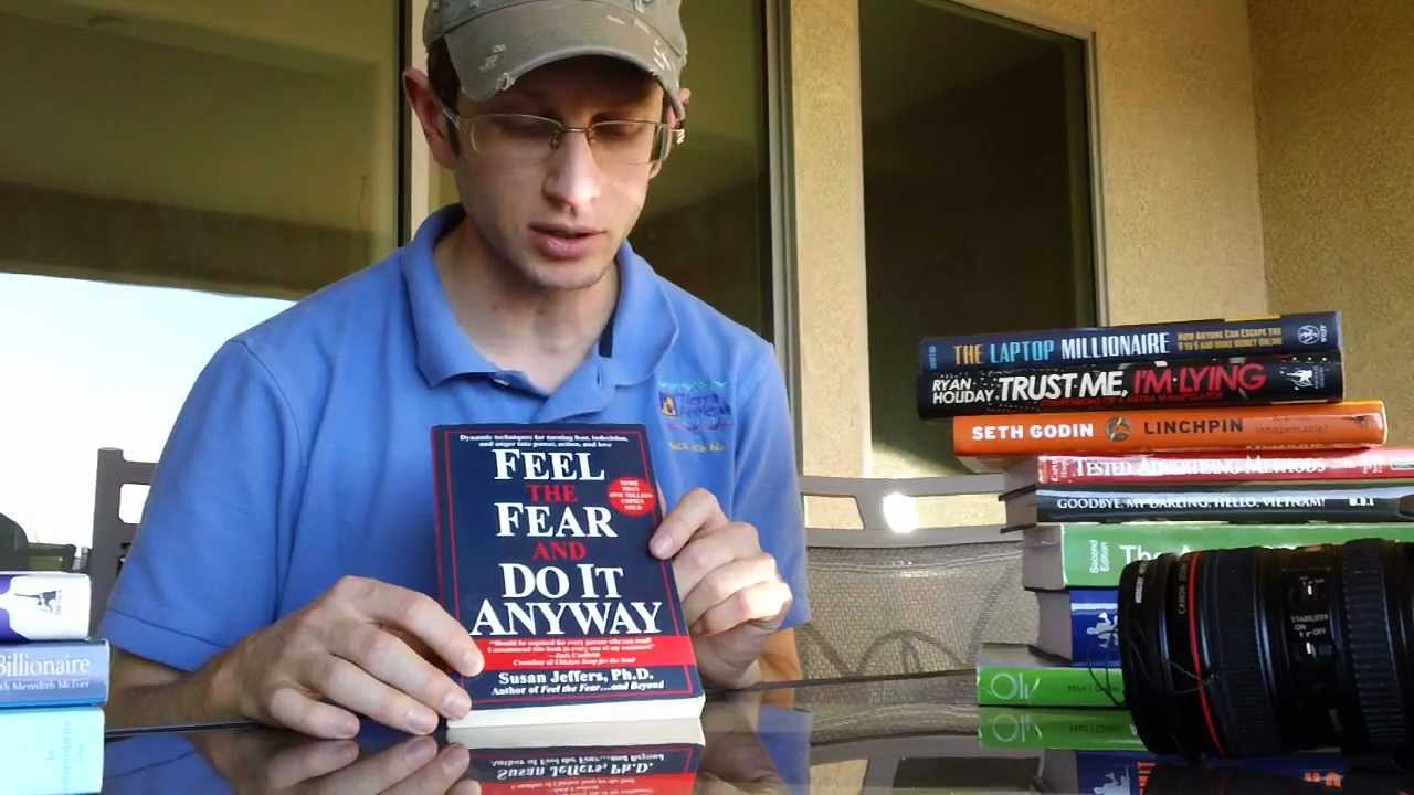 feel the fear and do it anyway susan jeffers pdf