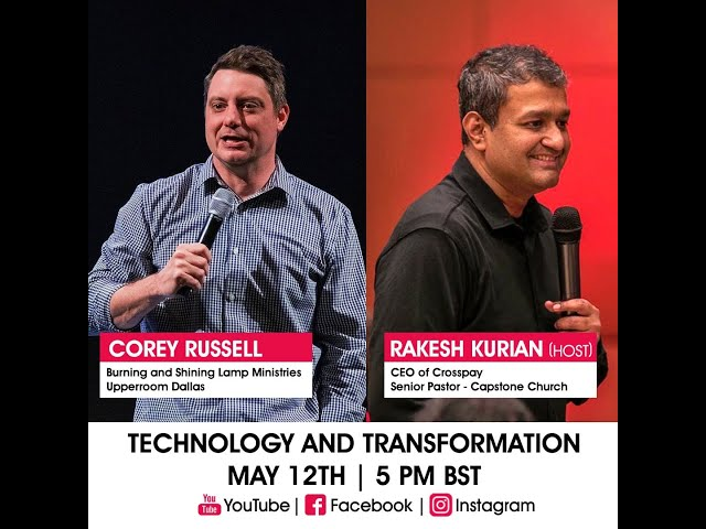 Technology and Transformation: Episode 1 - Corey Russell
