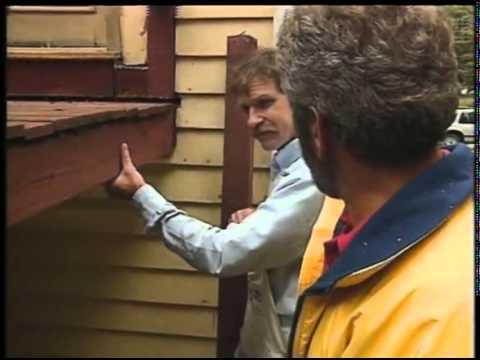 Surveying the Deck Damage