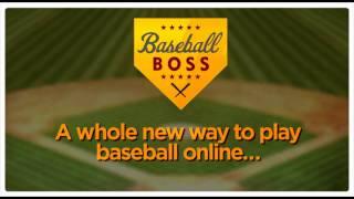 Baseball Boss Trailer