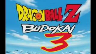 Dragon ball Z Budokai 3 English Intro