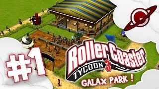 Roller Coaster tycoon 3 | Let