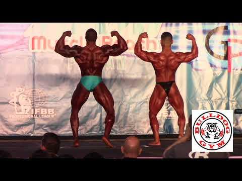 2018 NPC Miami Muscle Beach Bodybuilding Overall