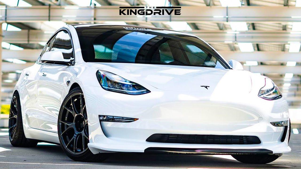 Создана Tesla с бензиновым двигателем! ✔ Нереальный McLaren ✔Новая Toyota Corolla Cross