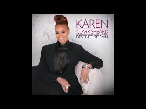 Karen Clark Sheard- Only Call On Jesus Live