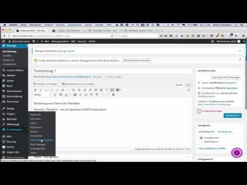 WordPress Plugin: Checklisten erstellen [aus dem Kurs: WordPress für Autoren]