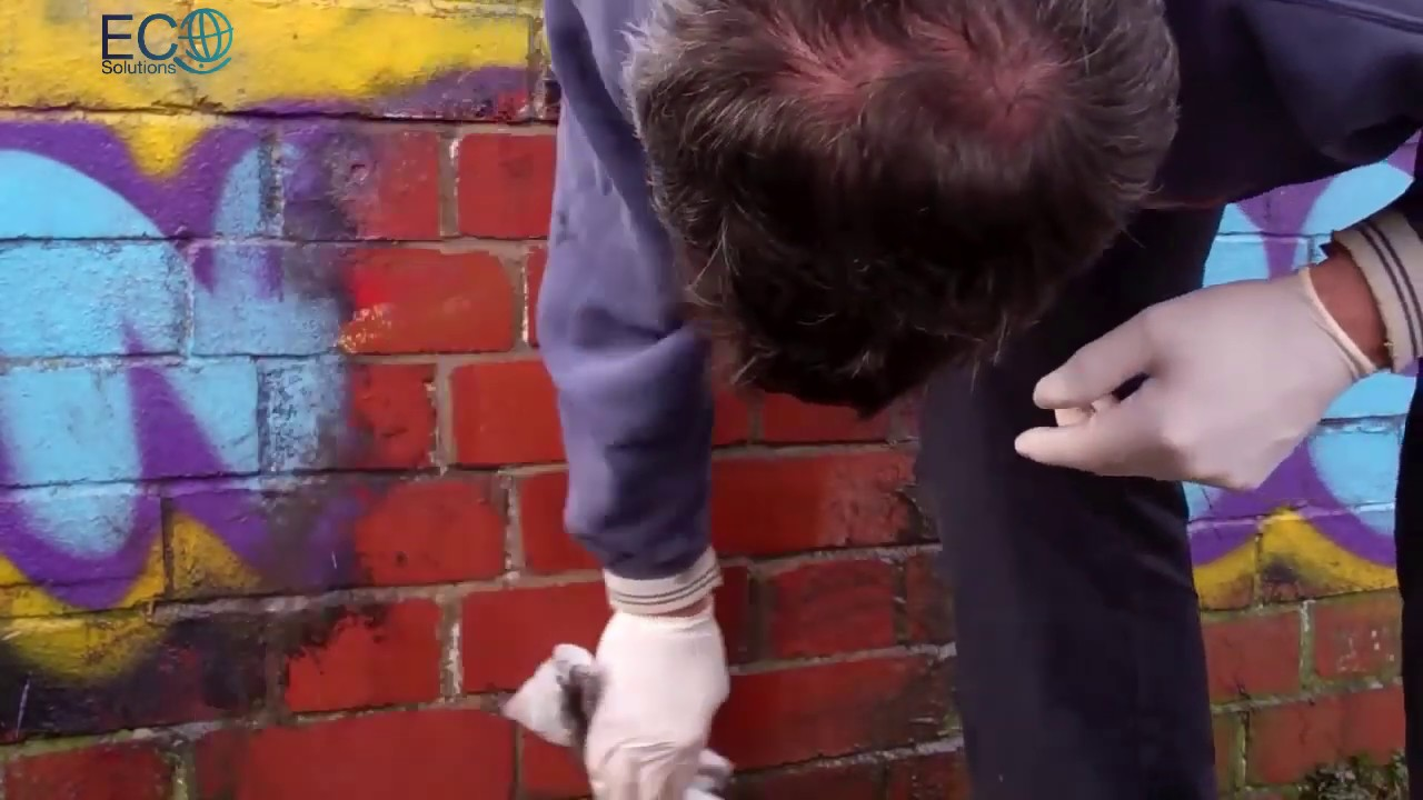 How to Remove Graffiti FAQ's - Eco Solutions Powerful