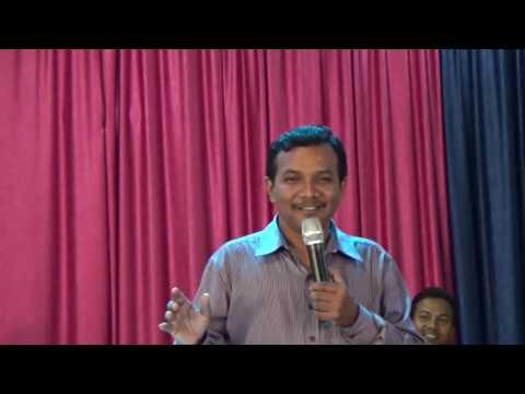 "Pastor Roshan ""Seek God & Do Good Management"" 16-10-2016 Sunday Service"