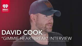 David Cook on Gimme Heartbreak  Exclusive Interview If youre new Subscribe  httpbitly1Jy0DbO David Cooks new single Gimme Heartbreak is a slight turn from his previous work He looks back on Idol and ...