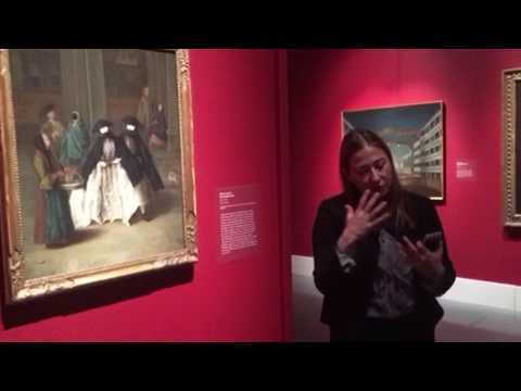New Orleans Museum of Art: Venice in the 1700s