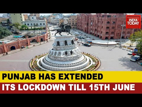 Punjab Extends Lockdown Till 15th June; Haryana Requests For Reopening Of Schools From 1st July