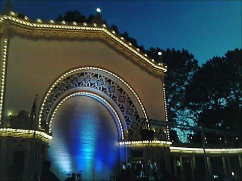Heritage Singers 2015 Balboa Park, San Diego Concert Snippets