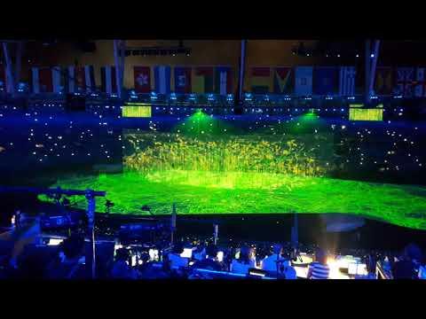 Olympics Opening-2016- Maracana Stadium, Rio, Brazil Part-3