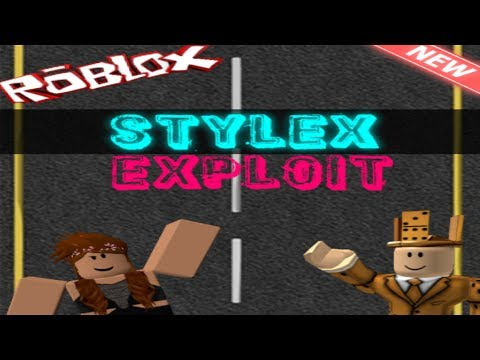 STYLEX EXPLOIT | FREE DOWNLOAD | ROBLOX