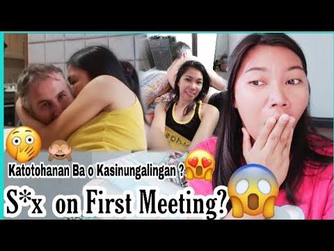 SeX ON FIRST MEETING (REAL TALK 🙈😂)|BISAYA VLOG |FILIPINA