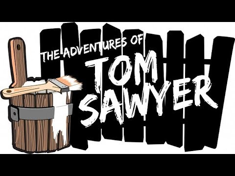Learn English Through Story ★ Subtitles ✦ The Adventures Of Tom Sawyer By Mark Twain ( Level 1 )