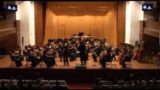 W. A. Mozart: Concerto for clarinet and orchestra